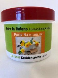 Jan Smit Beter in Balans Kruidencréme 150 ml voor mens en dier