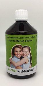 Jan Smit Beter in Balans Gezond met kruiden voor moeder en dochter