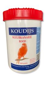 Koudijs Kleurkanarie Rood 500 gram UITVERKOCHT niet meer leverbaar