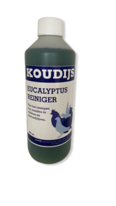 Koudijs Eucalyptus Reiniger 500ml - goed voor 10 á 12 liter oplossing!