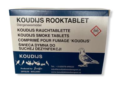 Koudijs Rooktablet 170 gr