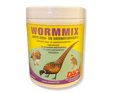 Dac Wormmix 100 gram      (LD020)