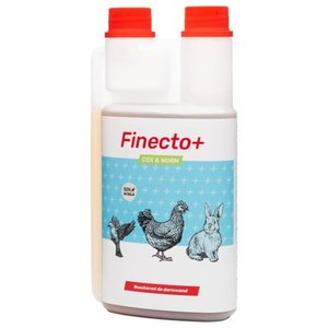 Finecto+ Cox & Worm 500 ml