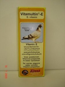 Klaus 2167 Vitamine E 300 ml