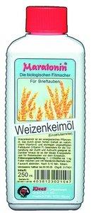Klaus 2154 Maratonin Tarwekiemolie 250 ml LET OP THT 31-12-2018