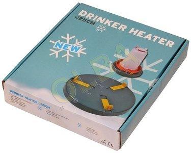 Drinkbakverwarmer 25 cm