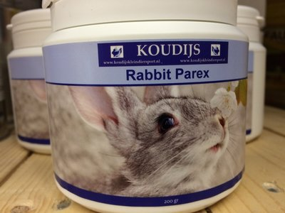 Koudijs Rabbit Parex LET OP THT 03-2018!