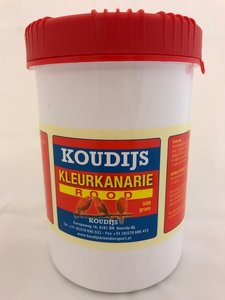 Koudijs Kleurkanarie Rood 10 kilo