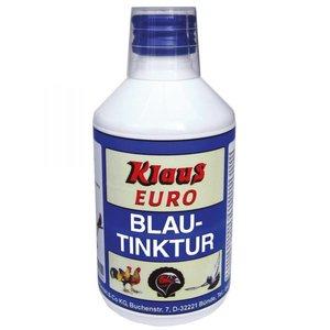 Klaus 3255 Blauw Tinctuur 300 ml LET OP THT 31-08-2019