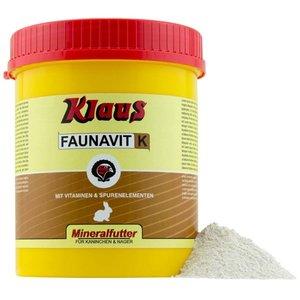 Klaus 6927 Faunavit K 1 kilo LET OP THT 31-10-2019