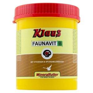 Klaus 2090 Faunavit B 1kg LET OP THT 31-10-2019