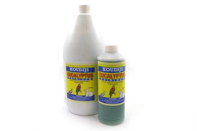 Koudijs Eucalyptus Reiniger 2000ml - goed voor +- 40 liter oplossing