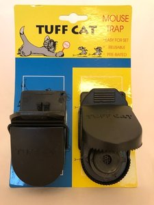 Tuffcat Muizenval klein per 2 stuks verpakt